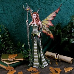 Fata Green Woman by Amy...