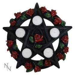 Pentagramma con Rose by...