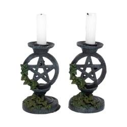 Coppia di candelieri by...