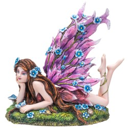 Sunbathing fairy by Pacific...