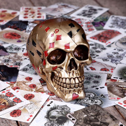 Dead Man's Hand Teschio by...