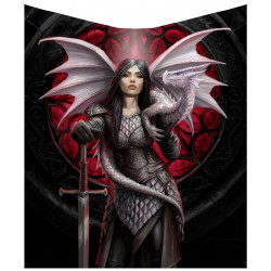 Plaid Valuor by Anne Stokes...
