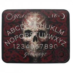 Oriental skull tavola ouija...