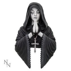 Gothic prayer by Anne Stokes